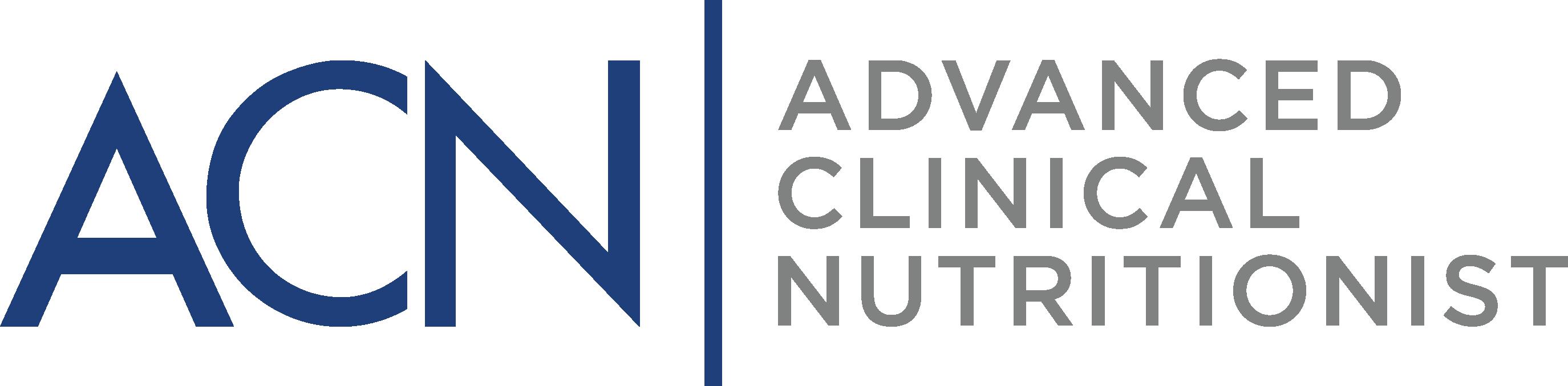 ACN Advanced Clinical Nutritionist